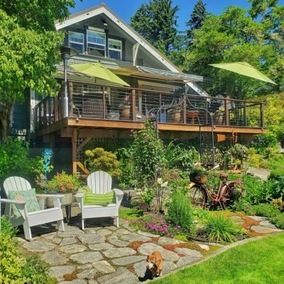 How to Create Relaxing Summer Outdoor Spaces