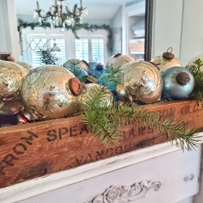 How to Create Holiday Vignettes in 5 Minutes