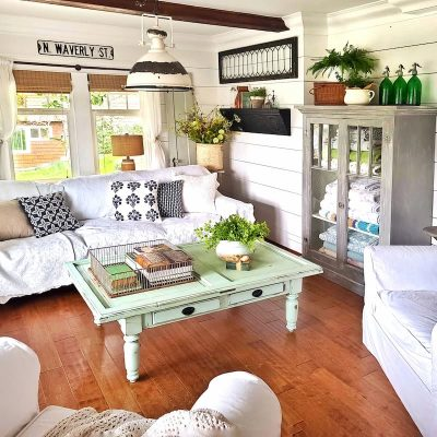 Welcome to My Beach Cottage Spring Home Tour
